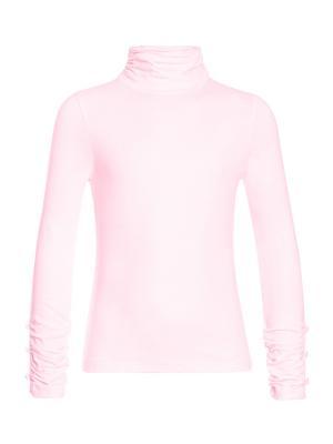 Водолазка Arina. Цвет: розовый