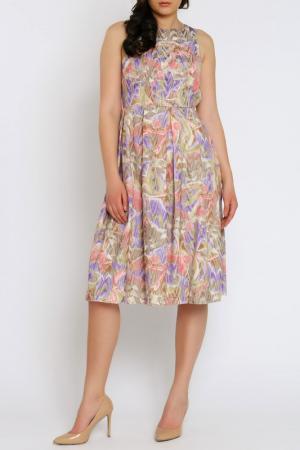 Dress Moda di Chiara. Цвет: multicolor