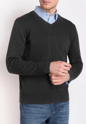 Пуловер Finn Flare. Цвет: черный