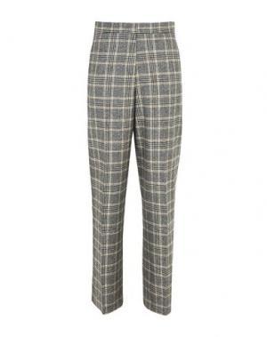 Повседневные брюки 8. Цвет: серый