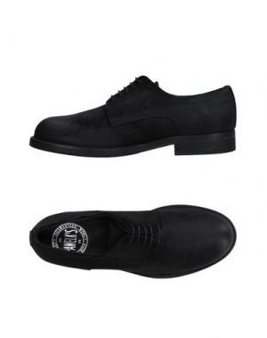Обувь на шнурках PAWELK'S. Цвет: черный