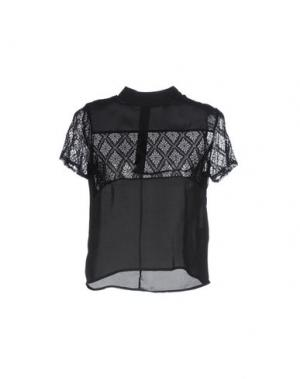 Блузка CUTIE. Цвет: черный