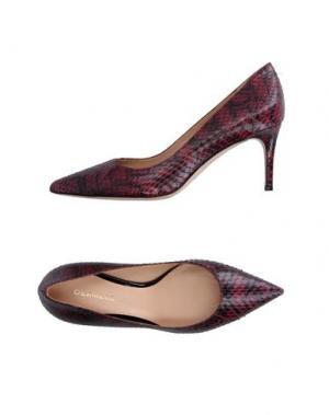 Туфли DEIMILLE. Цвет: красно-коричневый
