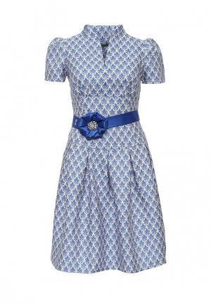 Платье Olivegrey. Цвет: разноцветный