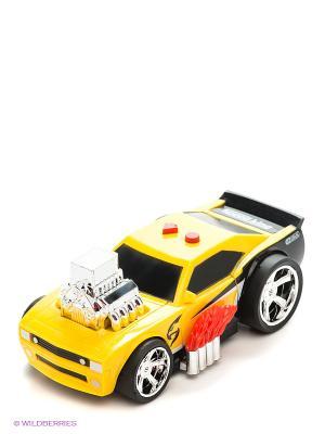 Машина DREAM MAKERS. Цвет: желтый