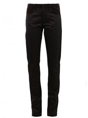 Прямые брюки Yang Li. Цвет: чёрный