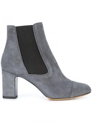 Ботинки челси Kiki Tabitha Simmons. Цвет: серый