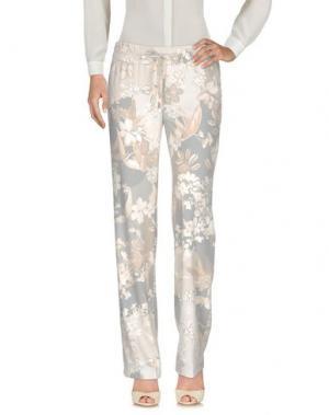 Повседневные брюки CAMBIO. Цвет: светло-серый