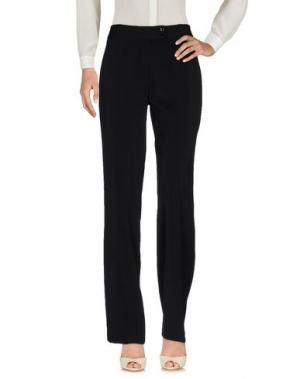 Повседневные брюки EMISPHERE. Цвет: черный
