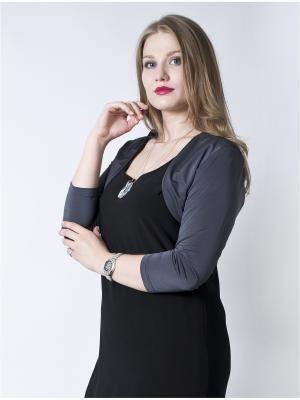 Болеро SPARADA. Цвет: серый