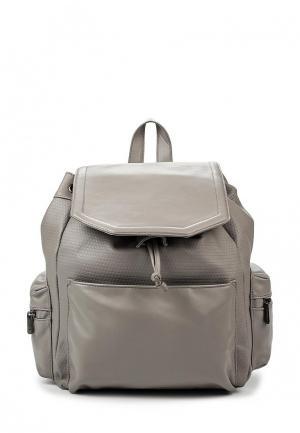 Рюкзак Topshop. Цвет: серый