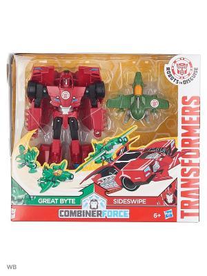 Трансформеры роботы под прикрытием: гирхэд-комбайнер Transformers. Цвет: сливовый
