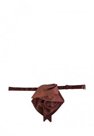 Галстук Marfa and Madonna. Цвет: коричневый
