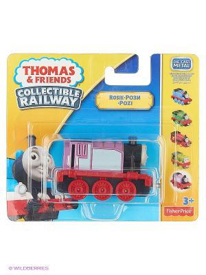Базовый паровозик Thomas & FRIENDS. Цвет: розовый, красный