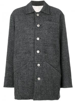 Куртка Gamekeeper Toogood. Цвет: серый