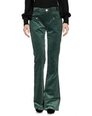 Повседневные брюки BOY by BAND OF OUTSIDERS. Цвет: зеленый