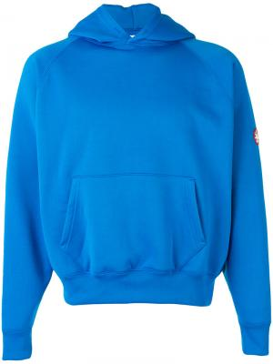 Hooded sweatshirt C.E.. Цвет: синий