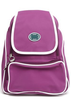 Рюкзак KENKA. Цвет: фиолетовый
