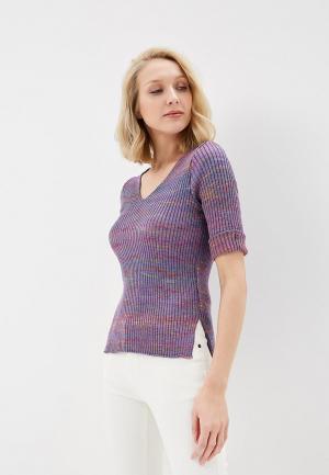 Пуловер Vay. Цвет: фиолетовый