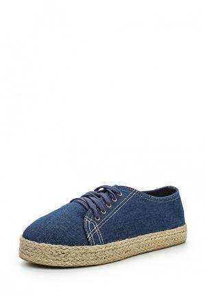 Ботинки Jennyfer. Цвет: синий