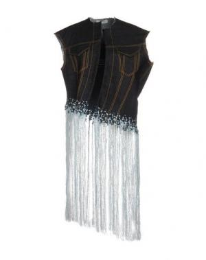 Джинсовая верхняя одежда FAUSTINE STEINMETZ. Цвет: синий