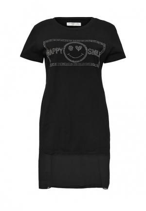 Платье Zeza. Цвет: черный