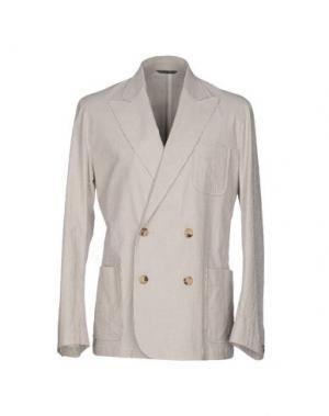 Пиджак RICHARD JAMES. Цвет: темно-коричневый