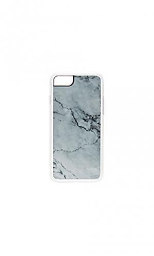 Чехол для iphone 6/7 stoned ZERO GRAVITY. Цвет: белый