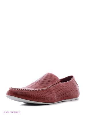 Обувь Markos. Цвет: красный