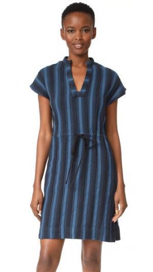 Платье Atwood ace&jig. Цвет: лунный