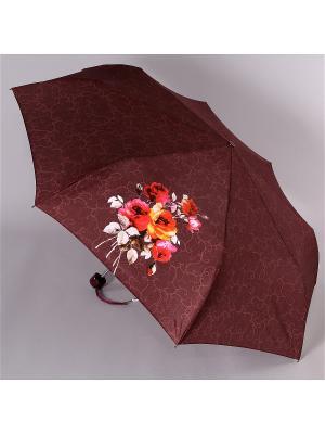 Зонт Airton. Цвет: темно-красный, красный
