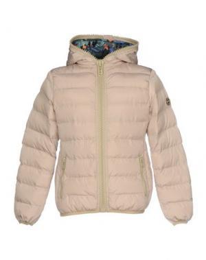 Куртка F**K PROJECT. Цвет: бежевый