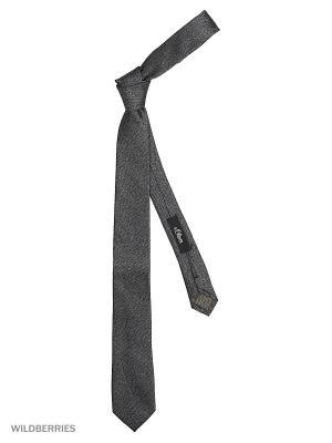 Галстук S.OLIVER. Цвет: серый