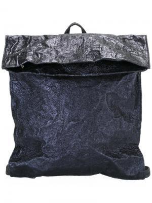 Zipped backpack Zilla. Цвет: синий