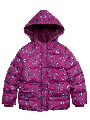Куртка PELICAN. Цвет: розовый