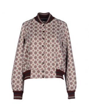 Куртка MANILA GRACE DENIM. Цвет: бежевый