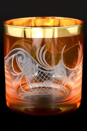 Стаканы для виски 280 мл Bohemia. Цвет: мультиколор