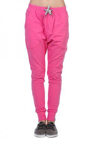 Штаны прямые женские  Wpt 7023 Pink Trailhead. Цвет: розовый