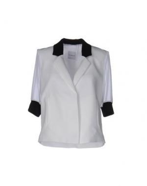 Пиджак COSTUME NEMUTSO. Цвет: белый
