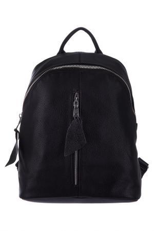 Рюкзак BAGSTONE. Цвет: черный