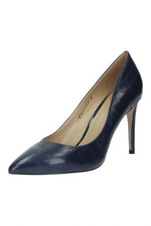 Туфли Felicita. Цвет: синий