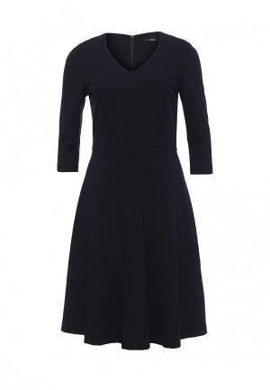 Платье Joop!. Цвет: синий