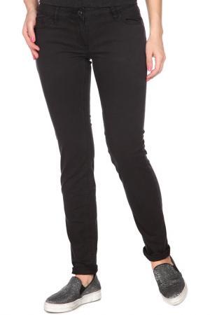 Брюки джинсовые Rovello. Цвет: черный