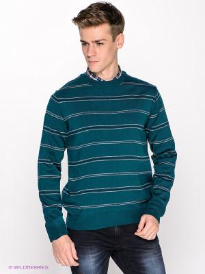 Джемпер Blue Seven. Цвет: морская волна