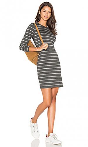 Платье malbec cupcakes and cashmere. Цвет: серый