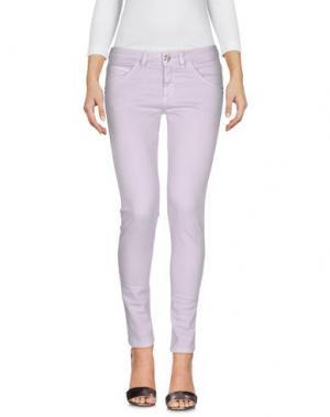 Джинсовые брюки NINE:INTHE:MORNING. Цвет: сиреневый