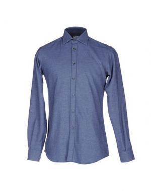 Pубашка QUEENSWAY. Цвет: темно-синий