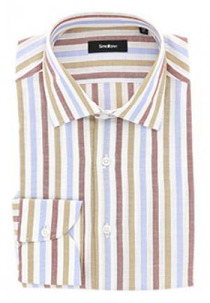 Рубашка SMALTO. Цвет: цветной