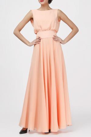 Платье Adelin Fostayn. Цвет: персик