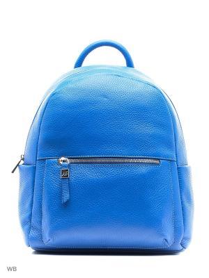Рюкзак Afina. Цвет: синий, коралловый, лазурный